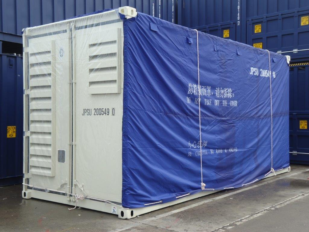 Container Cover 1